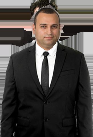 עורך הדין אורי שמריז